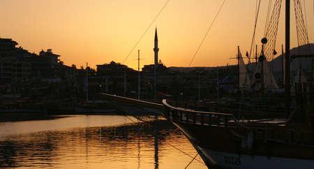 Alanya: Alanya harbor