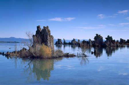 Morning in Mono Lake