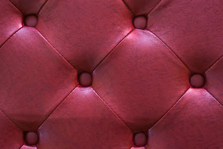 Photo of red classic leather texture as abstract background topview Stock Photo - 19871459