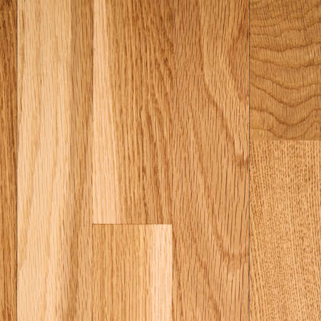 Photo of brown parquet as abstract texture background, top view photo