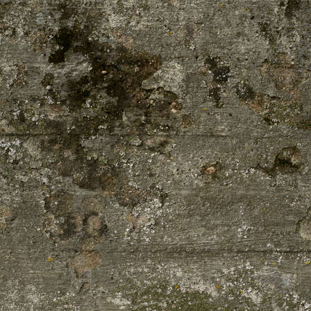 Old moldy concrete wall as abstract background texture photo