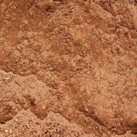 grinta: Marrone sabbia grana texture di sfondo Archivio Fotografico