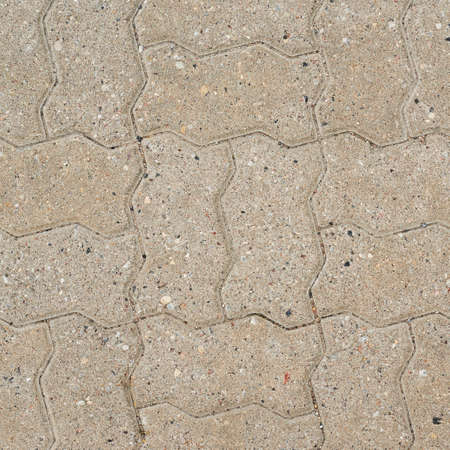 pave: Stone brick path fragment as abstract background texture