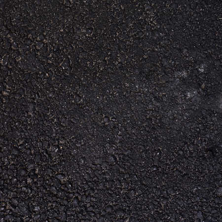 Black asphalt surface fragment as a background texture Stock Photo - 21906291