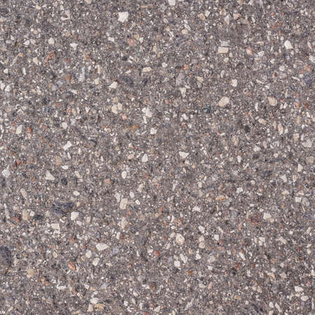 Concrete mixed with small stone chippings texture  photo