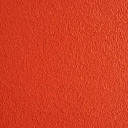 Painted vermilion red color wall fragment as a texture Stock Photo - 22689383