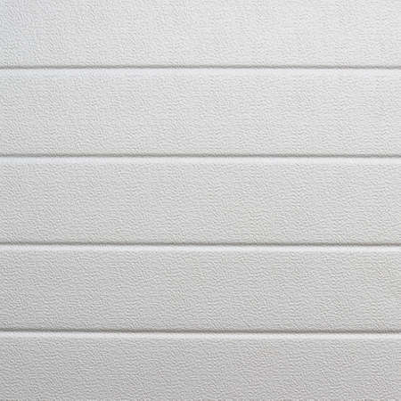 sheathing: White plastic wall sheathing cover fragment as abstract background composition
