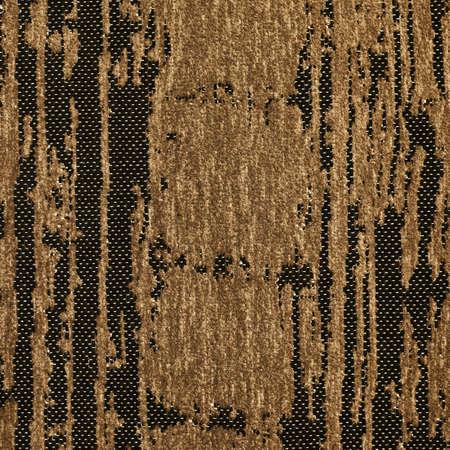outworn: Corduroy outworn brown cloth texture fragment