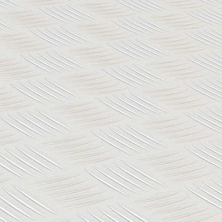 Durbar diamond floor blushed metal plate fragment Stock Photo - 28029249