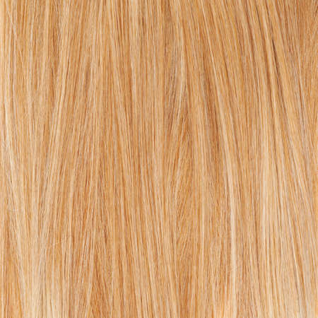 artificial hair: Straight hair fragment as a texture background composition