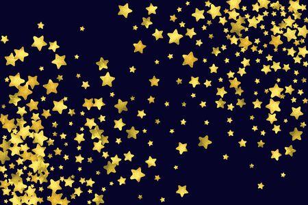 Star confetti icon.