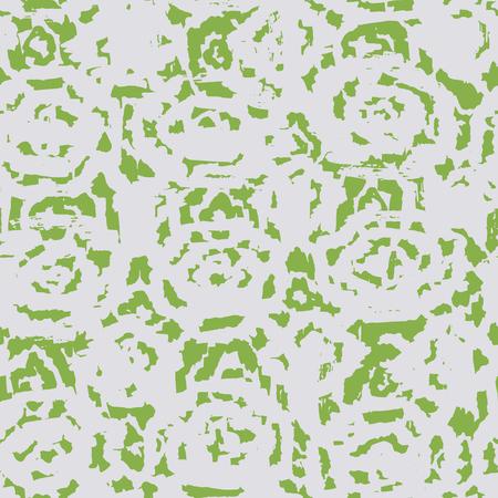 Tie dye petter Japanese print. Batik texture vector seamless motif. Indonesian design. Organic clothing. Shibori swimwear background. Old bed linen. China cotton rapport. Silk geometric painting.