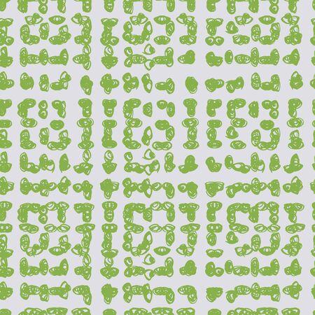 Tie dye pattern. Illustration