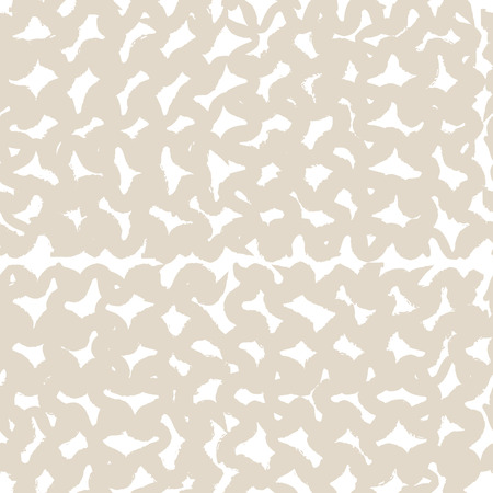 Batik texture vector seamless motif. Indonesian design. Organic clothing. Shibori swimwear background. Old bed linen. China cotton rapport. Silk geometric painting.
