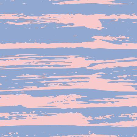 Grunge Batik texture vector seamless motif. Indonesian design. Organic clothing. Shibori swimwear background. Old bed linen. China cotton rapport. Silk geometric painting.