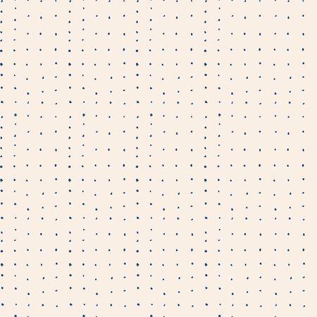 Tie dye pettern. Japanese print. Batik texture vector seamless motif. Indonesian design. Organic clothing. Shibori swimwear background. Old bed linen. China cotton rapport. Silk geometric painting. Illustration