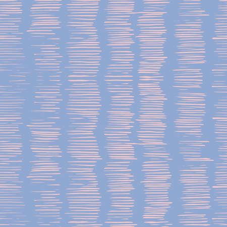 Tie dye vector seamless pattern Stock Illustratie