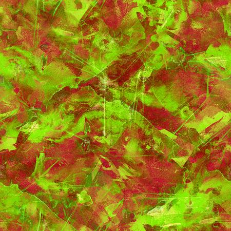 Modèle aquarelle créative. Texture transparente géométrique. Carreaux de coups de pinceau floral abstrait artistique. Fond de tissu japonais pour le coton. Aquarelle dessinée, crayon et acrylique maillots de bain texture. Banque d'images - 92549602