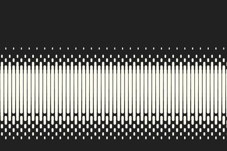 Comic halftone background. Vector retro dotted template for labels and sketches. White and black geometric gradient for pop art designs. Vintage backdrop with isolated pattern for cartoon book.