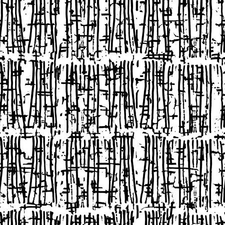 Indigo vector tie dye seamless pattern. Abstract watercolor. Natural tiles. Organic texture.Watercolour print. Japan folk pattern. Organic textile. Japanese seamless natural texture. Indigo batik.  Ilustração