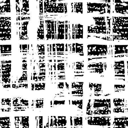 Indigo vector tie dye seamless pattern. Abstract watercolor. Natural tiles. Organic texture. Watercolor print. Japanese seamless natural texture.