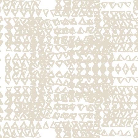 Triangle tie dye pattern. Shibori seamless background.