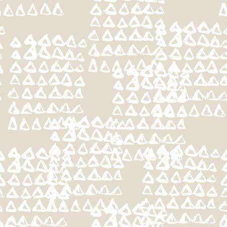 White vector tie dye seamless pattern. Abstract watercolor. Natural tiles. Organic texture.Watercolour print. Japan folk pattern. Organic textile. Japanese seamless natural texture. Beige batik.
