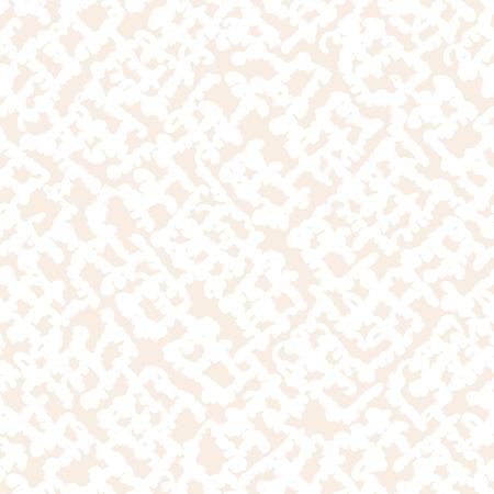 Stripe texture pattern. Ivory white japanese watercolor seamless print. Organic shibori vector tie dye background. Japan rustic batik fabric. Traditional modern abstract tile. Psychedelic folk design.  イラスト・ベクター素材