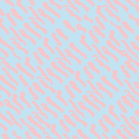 Motivo a strisce. Stampa senza giunte dell'acquerello giapponese al neon. Priorità bassa della tintura di legame di vettore di shibori organico. Tessuto batik rustico giapponese. Piastrella astratta moderna tradizionale. Design folk psichedelico. Vettoriali