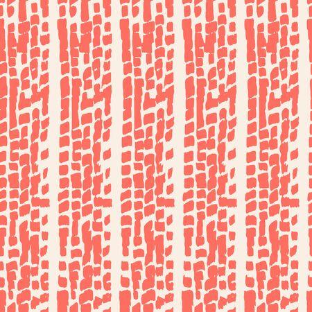 Rose and White tie dye seamless pattern.  Shibori seamless print. Watercolor hand drawn batik.  Handmade watercolour shirt tie dye pattern. Japan traditional tile. Burgundy and White shibori. Illustration