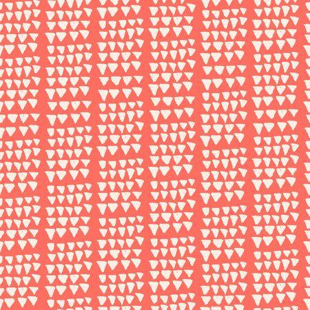 Crimson and Beige tie dye seamless pattern.  Shibori seamless print. Watercolor hand drawn batik.  Handmade watercolour shirt tie dye pattern. Japan traditional tile. Maroon and Beige shibori.