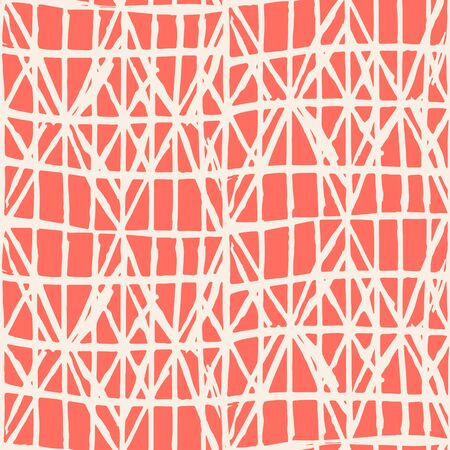 Rose and White tie dye seamless pattern.  Shibori seamless print. Watercolor hand drawn batik.  Handmade watercolour shirt tie dye pattern. Japan traditional tile. Pink and White shibori.