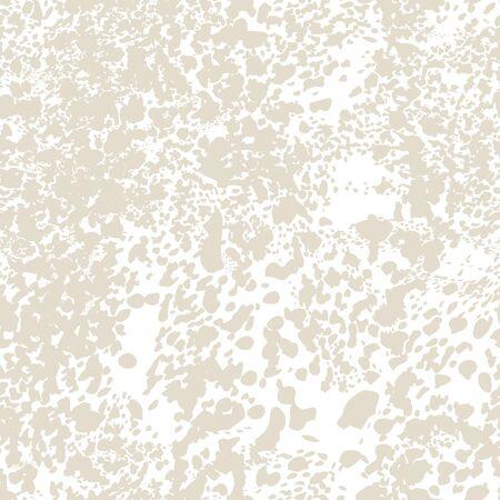 Modèle de rapport africain. Conception de camouflage à l'aquarelle. Tuile de tache. Imprimé peau de léopard. Fond De Camouflage Animal. Modèle Sans Couture De Vecteur Léopard. Texture abstraite animale. Blanc et beige