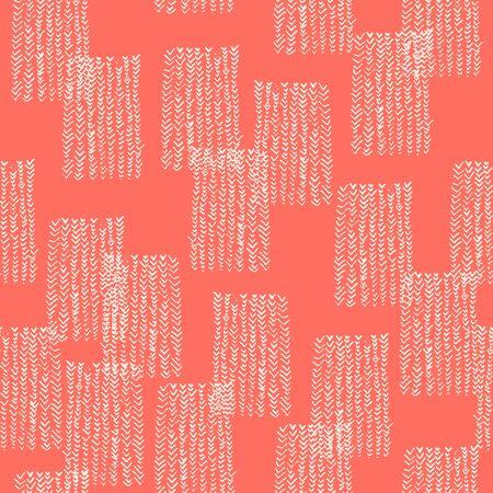 Rose and White tie dye seamless pattern. Shibori seamless print. Watercolor hand drawn batik. Handmade watercolour shirt tie dye pattern. Japan traditional tile. Maroon and White shibori.