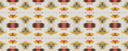 Geometric Swimwear Pattern. Snake Skin Random Texture. Paintbrush Python Background. Ethnic Seamless Pattern. Fun Rectangle Ikat Rapport. Beige, Brown and Black Watercolor Ethnic Design.