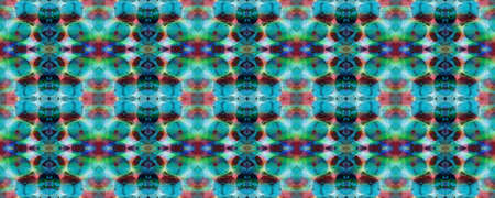 Chevron Geometric Swimwear Pattern. Blue, Gray, Red Pastel Fun Rectangle Ikat Rapport. Ethnic Seamless Pattern. Paintbrush Aztec Background. Watercolor Ethnic Design. Kilim Rug Random Texture.