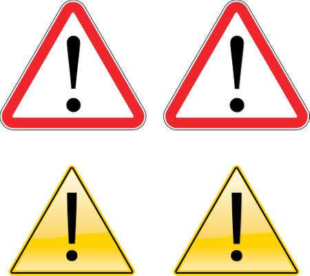 norm: S�mbolo de signo de exclamaci�n etiqueta de advertencia sobre fondo amarillo con negro s�lo