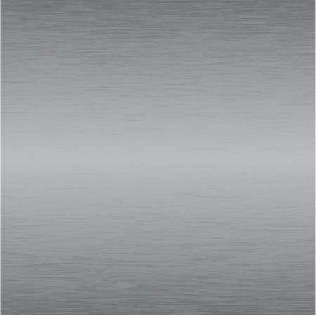 brushed steel: brushed metal plate texture