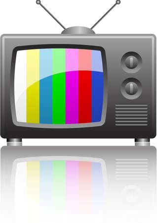 programme: televisor en fotograma pl�stico y dos controles de bot�n