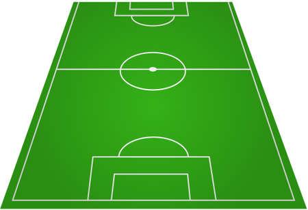 futbol: Campo di calcio calcio