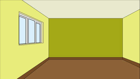 living room design: Virtual model room for your design development projects, fully recolorable