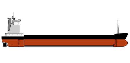 inmersion: buque de carga sin engranajes de granelero seco