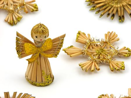 robbon: Small Angel with stars