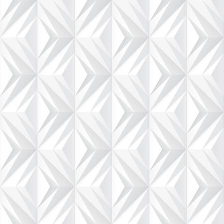 Decoratieve witte textuur - naadloze vector achtergrond.