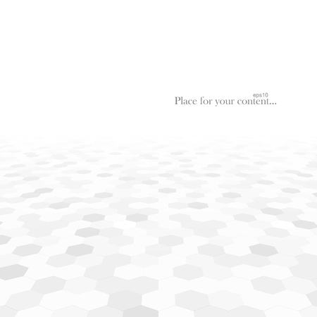 grey texture: Abstract background with white shapes. White and grey texture. Vector illustration - eps10