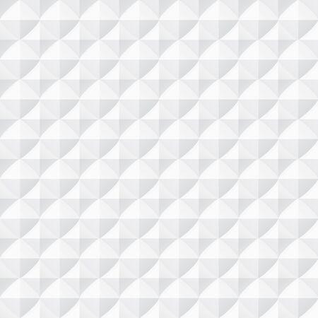 ceramic: White 3d texture - elegant seamless ceramic pattern.