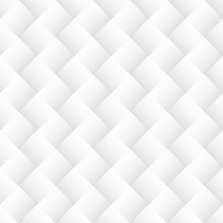 White decorative texture. Seamless white and grey vector background.