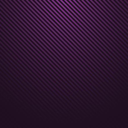 Abstracte donkere paars gestreepte achtergrond. Vector donkere textuur.