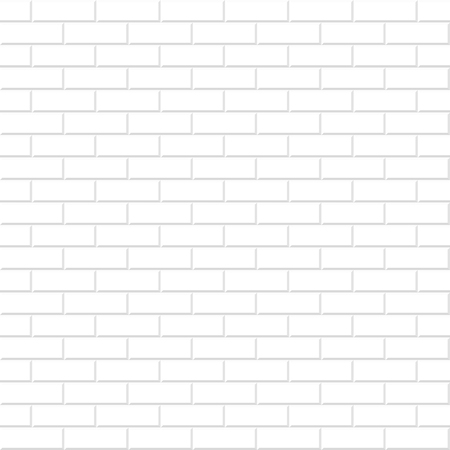 Brick wall white texture. White seamless background.