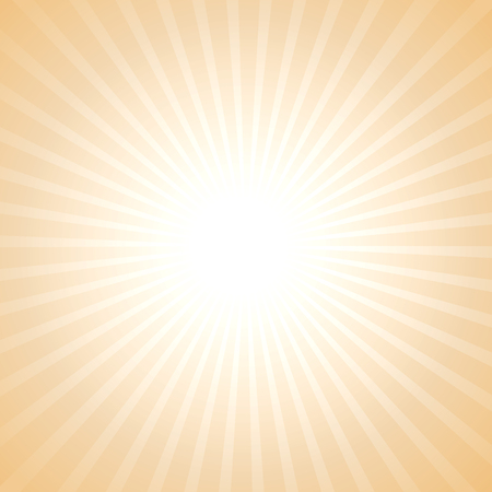 Vector sun light background. Abstract background with sun rays. 向量圖像